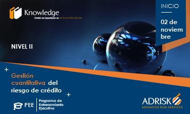 Gestión Cuantitativa del Riesgo de Crédito - Nivel II