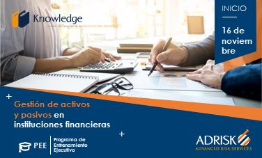 Gestión de Activos y Pasivos en Instituciones Financieras