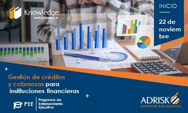 Gestión de Créditos y Cobranzas para Instituciones Financieras
